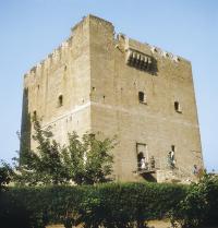 Castelo de Kolossi (século XII). Construído polos Cabaleiros de San Xoán de Xerusalén, que coidaban dos peregrinos feridos en Terra Santa. Limassol, Chipre. Ricatto/Iberfoto. Photoaisa.