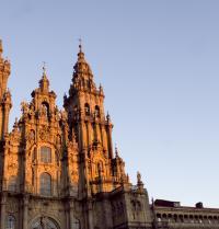 Santiago eliza. Compostelako Santiago, Galizia. Mike Vromsky. Fotolia.