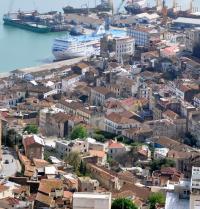 Puerto de Bugía o Bejaia. Celeste Clochard. Fotolia.