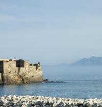 Castle dell'Ovo. Naples. Italy. Pierrette Guertin. Fotolia