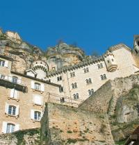 Mosteiros de Rocamadour. Francia. BancoFotos. Fotolia.