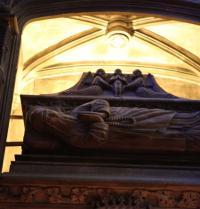Ramon Llullen hilobia. Sant Francesc basilika. Palma. IRU, S.L.