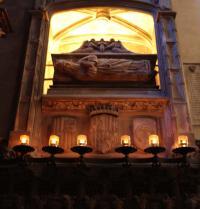 Tumba de Ramon Llull. Basílica de Sant Francesc. Palma. IRU, S.L.