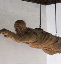Figurehead of the ship Lulio. Museum of Mallorca.